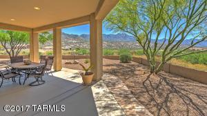 Custom Wrap Around Patio w 180 Degree Mountain & Golf Views