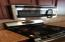 Gas Oven/Range and Microwave