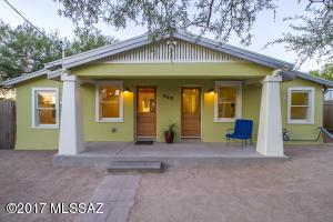 460 W 17th Street, Tucson, AZ 85701