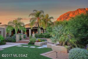 7474 N Cobblestone Road, Tucson, AZ 85718