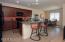 View fm. hallway to Kitchen/dining