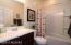 Guest Bath - w/tub-shower