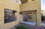 Ground Level condo for easy access. Backs to Common area.