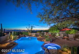 7390 N Cobblestone Road, Tucson, AZ 85718