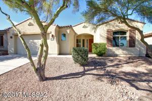 7969 N Wayward Star Drive, Tucson, AZ 85743