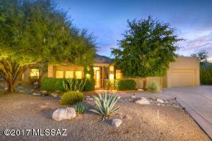 6439 N Desert Wind Circle, Tucson, AZ 85750