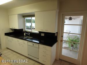 Beautifully remodeled Kitchen with granite countertops