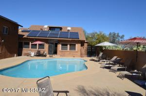 Newer Solar Panels On Main and Guest House