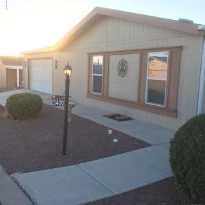 3406 S Rose Gold Avenue, Tucson, AZ 85735