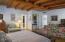 Master Bedroom with French doors to front veranda