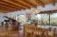 Open Floor plan Dining / Greatroom room with amazing views
