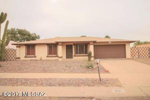3841 W Orangewood Drive, Tucson, AZ 85741