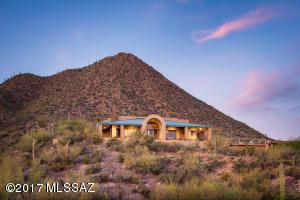 661 N Mountain Side Way, Tucson, AZ 85745