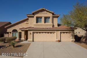 8011 N Lime Star Drive, Tucson, AZ 85743