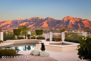 Stunning Unobstructed Catalina Mountain Views