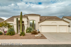 262 W Geeseman Springs Drive, Oro Valley, AZ 85755