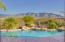 Stunning Catalina Mountain Views from the sparkling, naturally designed pool.