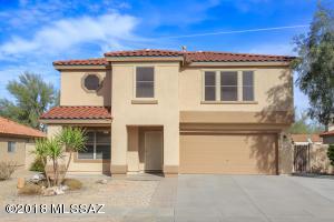 5498 W Shady Grove Drive, Tucson, AZ 85742