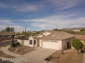 5496 W Dove Of Peace Drive, Marana, AZ 85658