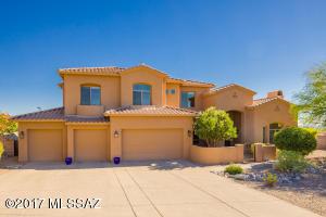 4358 E Pinnacle Ridge Place, Tucson, AZ 85718