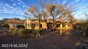 5080 N Sabino Springs Drive, Tucson, AZ 85749