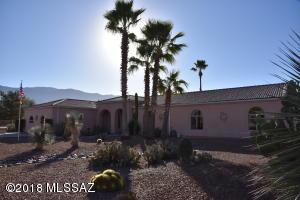 4072 E Adams Rib Place, Tucson, AZ 85739