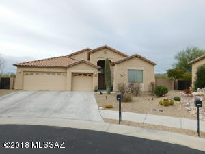 12371 N Lost Shadow Court, Marana, AZ 85658
