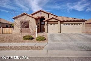 10529 E Black Willow Drive, Tucson, AZ 85747