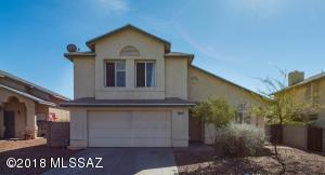 4879 W Hurston Drive, Tucson, AZ 85742