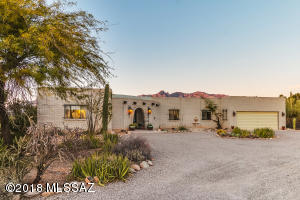 1631 E Entrada Septima, Tucson, AZ 85718