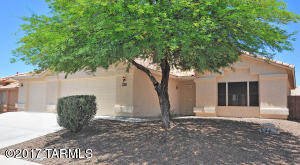 9805 E Golden Currant Drive, Tucson, AZ 85748