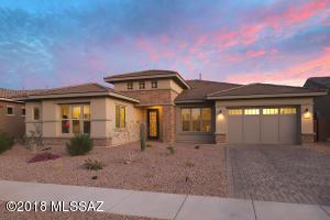 13462 N Silver Cassia Place, Tucson, AZ 85755