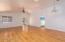 Spacious Great Room w/Vaulted Ceilings