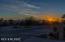 Sunset Views from Frontyard