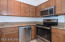 Lovely granite counter tops. Very nice cabinetry. SS appliances.