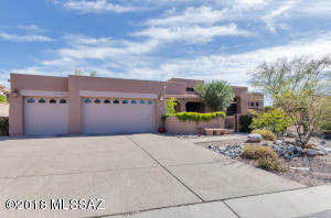 4374 E Pinnacle Ridge Place, Tucson, AZ 85718