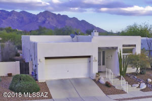 Fabulous Golf Course lot with east west orientation and grand Catalina mountain views Prim