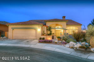 6393 N Desert Wind Circle, Tucson, AZ 85750