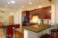 Granite Counters & Pendant Lighting