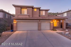 4397 N Sunset Cliff Drive, Tucson, AZ 85750