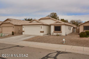 2836 W Simplicity Drive, Tucson, AZ 85741
