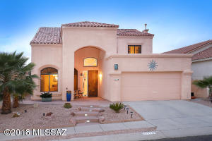 11119 N Desert Flower Drive, Oro Valley, AZ 85737