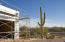 From the dining room & front entry there is a magnificent Tucson Mountain view!