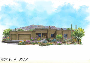 8307 S Long Bar Ranch Place, Vail, AZ 85641