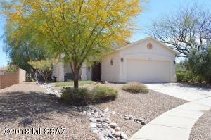 8631 S Desert Skyline Place, Tucson, AZ 85747