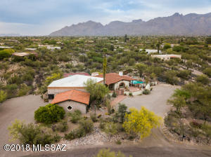 5101 N Vía Entrada, Tucson, AZ 85718