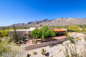 4611 E Blue Mountain Drive, Tucson, AZ 85718