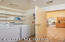 spacious laundry room, washer and dryer included!
