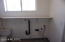 Bathroom in Garage view 1