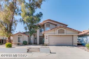 2610 W Camino De La Joya, Tucson, AZ 85742